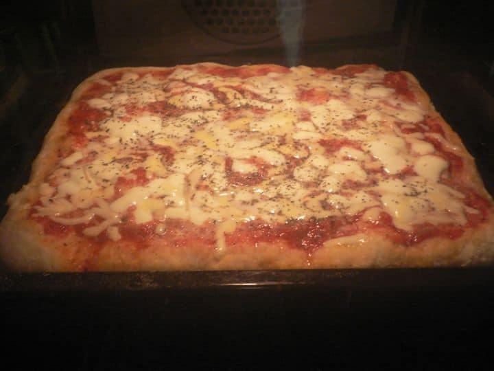 Pizza fatta in casa ma che notizia for Pizza in casa