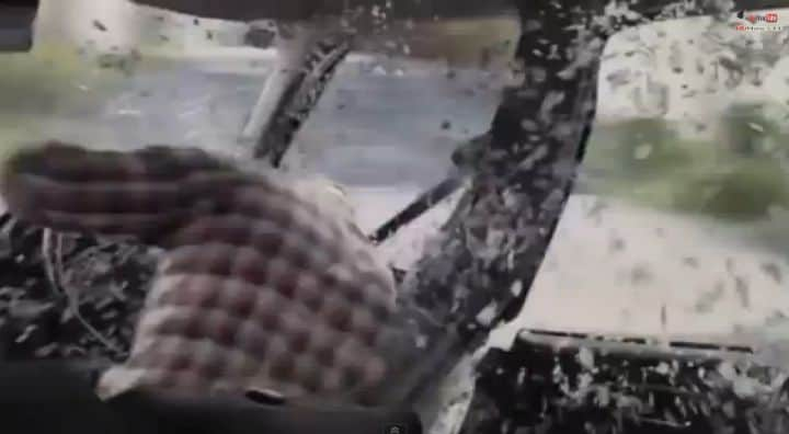video shock incidenti stradali