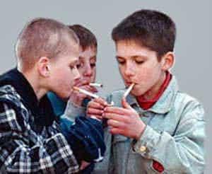 Divieto di fumare per i nati dopo il 2000